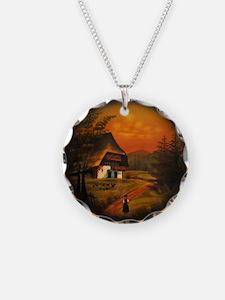 Black Forest Necklace