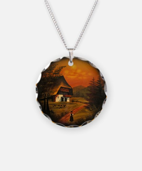 Black Forest Necklace