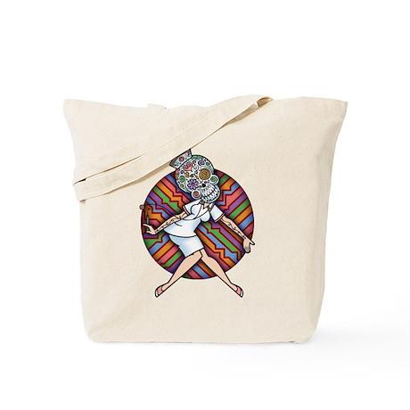 DoD Sugar Nurse Tote Bag