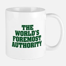 Foremost Authority Mug