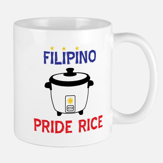 Cute Philippines flag Mug