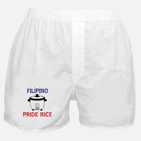Cute Pinoys Boxer Shorts