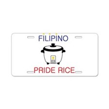 Cute Filipino Aluminum License Plate