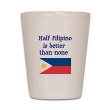 Unique Filipino Shot Glass