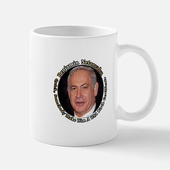 Funny Benjamin Mug