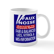 Faux Noise - Fox News Mug