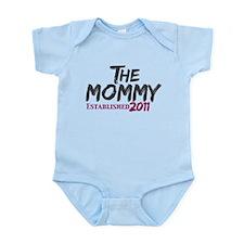 The Mommy Est 2011 Infant Bodysuit