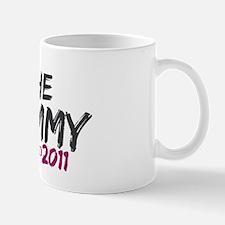 The Mommy Est 2011 Mug