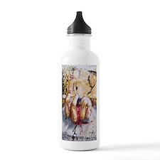Crucifixion Scene Water Bottle