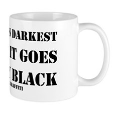 It's Always Darkest Mug