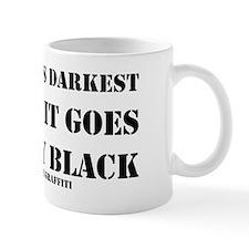 It's Always Darkest Small Mug