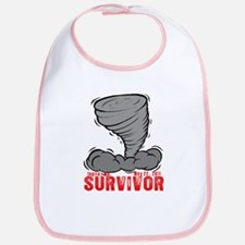 Joplin Tornado Survivor Bib
