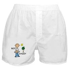 Best Daddy With Son Boxer Shorts