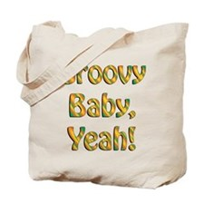 Austin Powers Tote Bag