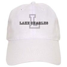 Letter L: Lake Charles Baseball Cap