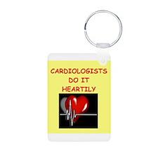 cardiologist Keychains