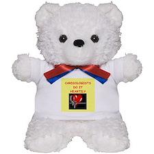 cardiologist Teddy Bear