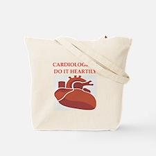 cardiologist Tote Bag