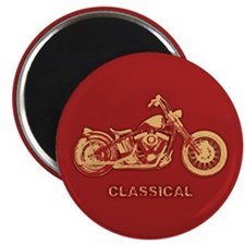 "Classical -red 2.25"" Magnet (10 pack)"