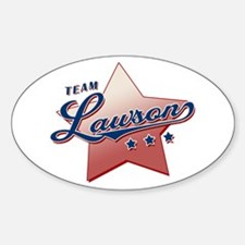 """Team Larson"" Decal"