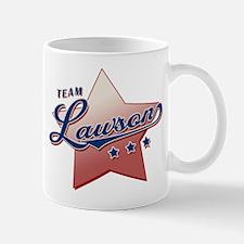 """""""Team Larson"""" Mug"""