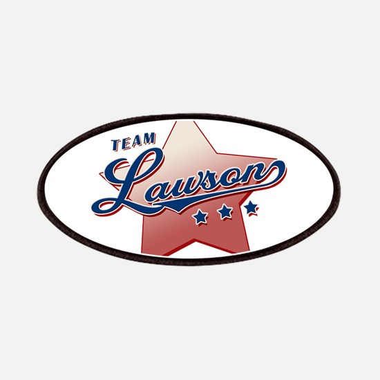 """Team Larson"" Patches"