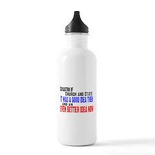 Unique Wmd Water Bottle