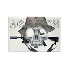 Airsoft Recon Rectangle Magnet (10 pack)