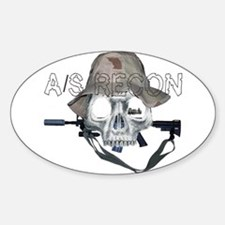 Airsoft Recon Decal