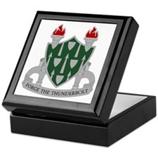 The Armor School Keepsake Box
