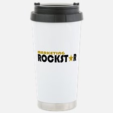 Marketing Rockstar 2 Travel Mug
