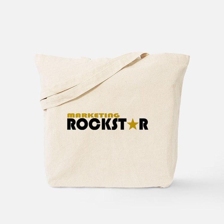 Marketing Rockstar 2 Tote Bag