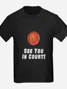 Basketball Court T