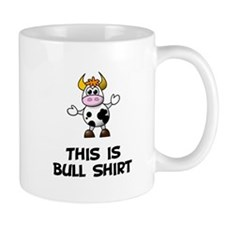 Bull Shirt Mug
