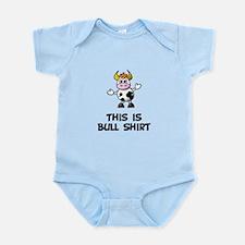 Bull Shirt Infant Bodysuit