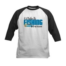 Rather Be Fishing With My Husband Tee