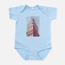 Tribune Tower Infant Bodysuit