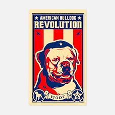 American Bulldog Revolution! Decal