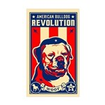 American Bulldog Revolution! Sticker
