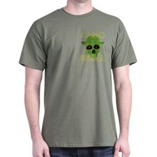 Camo Skull T-Shirt