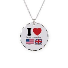 USA-GREAT BRITAIN Necklace