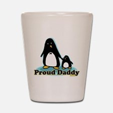 Proud Daddy 2.0 Shot Glass