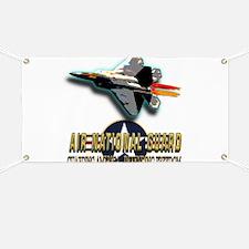 USAF Air National Guard Banner