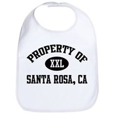Property of Santa Rosa Bib