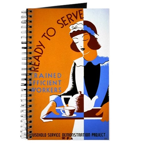 Ready to Serve Journal
