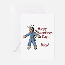 Anti-Valentine Greeting Cards (Pk of 10)