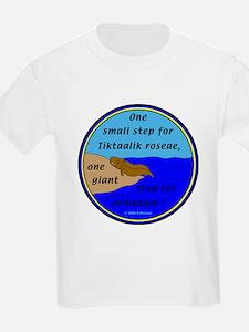 Tiktaalik Roseae Evolution Kids T-Shirt