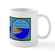 Tiktaalik Roseae Evolution Small Mug