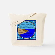 Tiktaalik Roseae Evolution Tote Bag