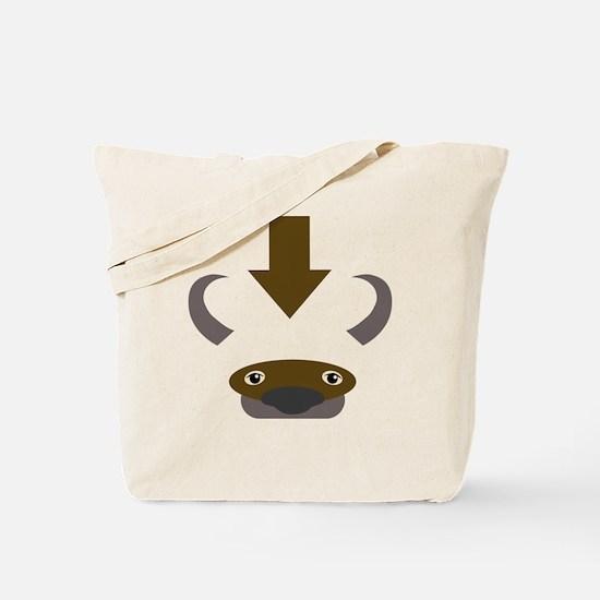 Cute Avatar the last airbender Tote Bag
